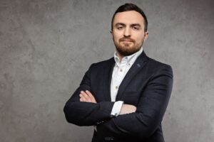 Liubomyr Kuziutkin lawyer