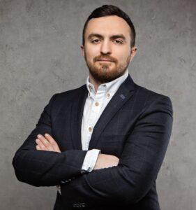 Любомир Кузюткін юрист