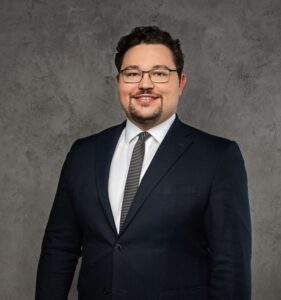 Vasyl Cherednichenko lawyer Ukraine