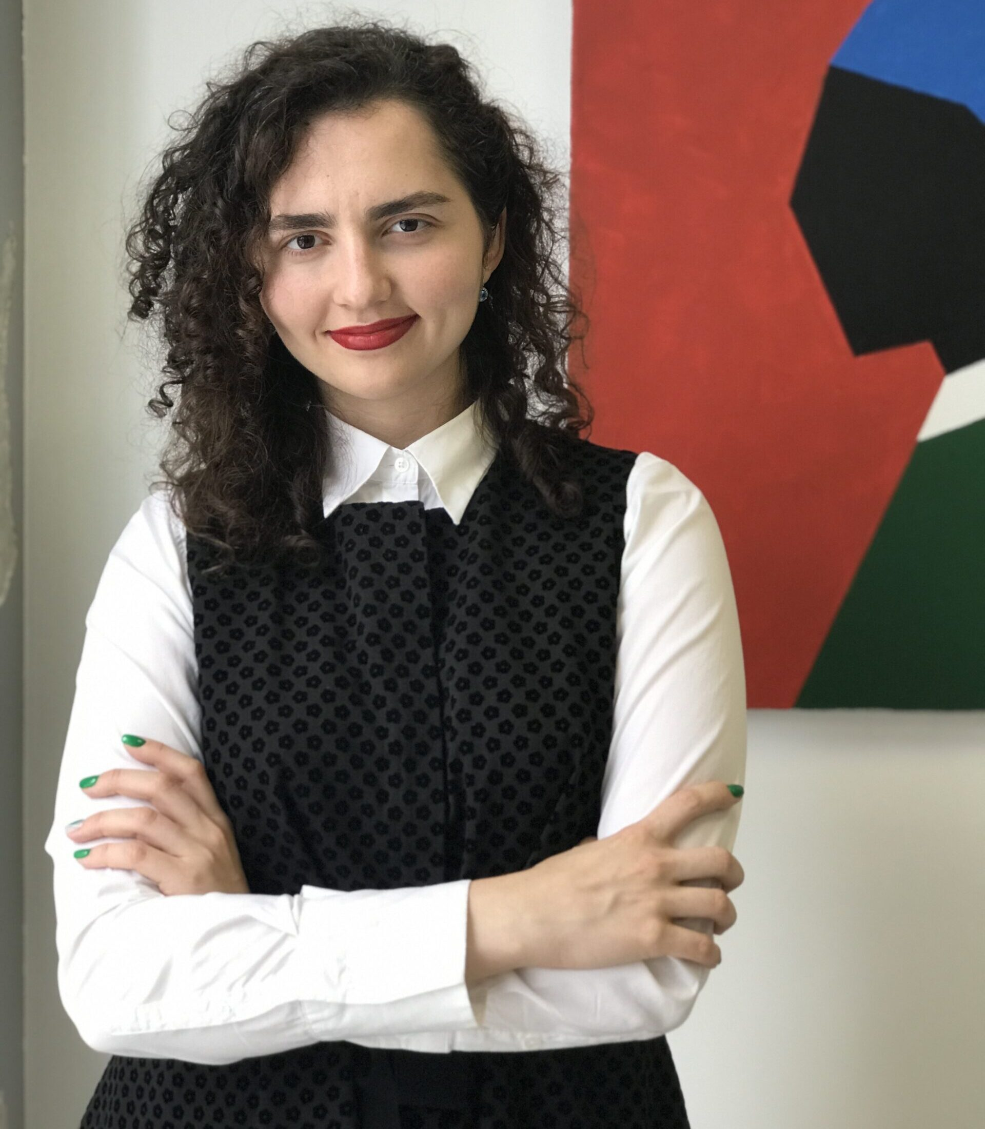 Kateryna Zatulko lawyer